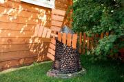 Фото 1 Декоративная мельница для сада своими руками: пошаговая инструкция, фото чертежей и мастер-классы