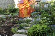 Фото 10 Декоративная мельница для сада своими руками: пошаговая инструкция, фото чертежей и мастер-классы