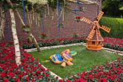 Фото 12 Декоративная мельница для сада своими руками: пошаговая инструкция, фото чертежей и мастер-классы