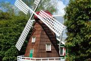Фото 13 Декоративная мельница для сада своими руками: пошаговая инструкция, фото чертежей и мастер-классы