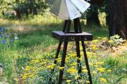 Фото 22 Декоративная мельница для сада своими руками: пошаговая инструкция, фото чертежей и мастер-классы