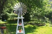 Фото 25 Сад без проблем: делаем декоративную мельницу своими руками