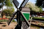 Фото 26 Декоративная мельница для сада своими руками: пошаговая инструкция, фото чертежей и мастер-классы