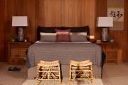 Фото 3 Деревянные светильники в интерьере: выбираем освещение для максимального уюта