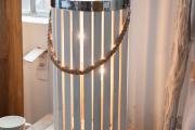 Фото 28 Деревянные светильники в интерьере: выбираем освещение для максимального уюта