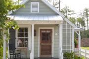 Фото 11 Фронтоны частных домов: виды конструкций, обшивка и варианты монтажа