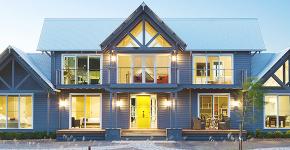 Фронтоны частных домов: виды конструкций, обшивка и варианты монтажа фото