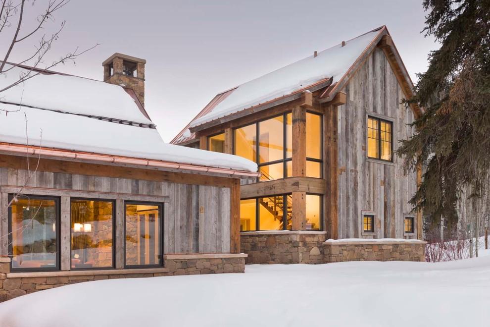 Фронтоны деревянных домов: виды, особенности и монтаж