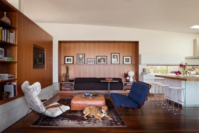 Стильный интерьер в стиле модерн