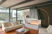 Фото 2 Этюд в нюдовых тонах: 60+ вариантов дизайна гостиной бежево-коричневого цвета