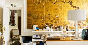 Золотой цвет в интерьере — тренд сезона: 60+ фото восхитительных примеров дизайна и секреты дизайнеров фото