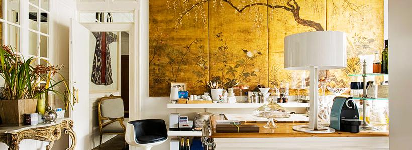Золотой цвет в интерьере — тренд сезона: 60+ фото восхитительных примеров дизайна и секреты дизайнеров