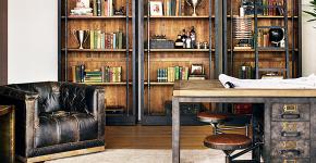 Like a boss: как правильно оформить интерьер кабинета руководителя? фото