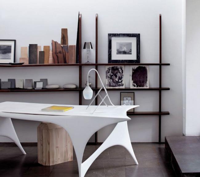 Характер начальника должен найти отражение в дизайне интерьера помещения