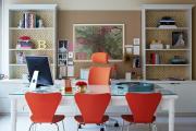 Фото 15 Like a boss: как правильно оформить интерьер кабинета руководителя?