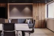 Фото 29 Like a boss: как правильно оформить интерьер кабинета руководителя?