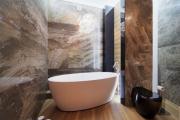 Фото 16 Керамическая плитка под камень: подбираем цветовую палитру и варианты ее использования
