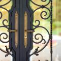 Кованые двери (65 фото): изысканность эпохи возрождения и модная тенденция фото