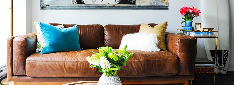 Кожаные диваны для дома и квартиры (60+ лучших недорогих моделей): комфорт без компромиссов!