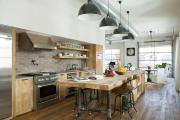 Фото 17 Кухни из массива дерева: советы по выбору и обзор лучших производителей от Leicht до Haecker