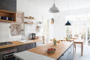 Фото 31 Кухни из массива дерева: советы по выбору и обзор лучших производителей от Leicht до Haecker