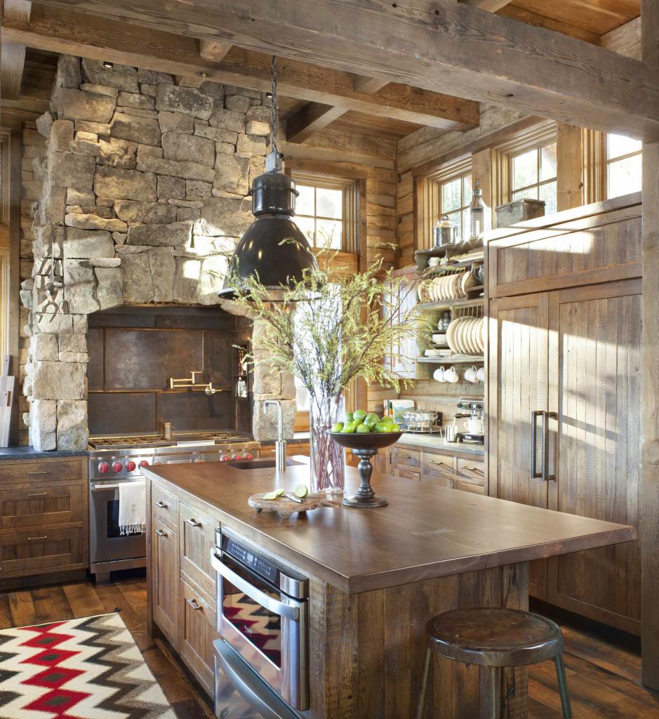 Кухни из массива дерева Реальные Фото; Цены от производителя