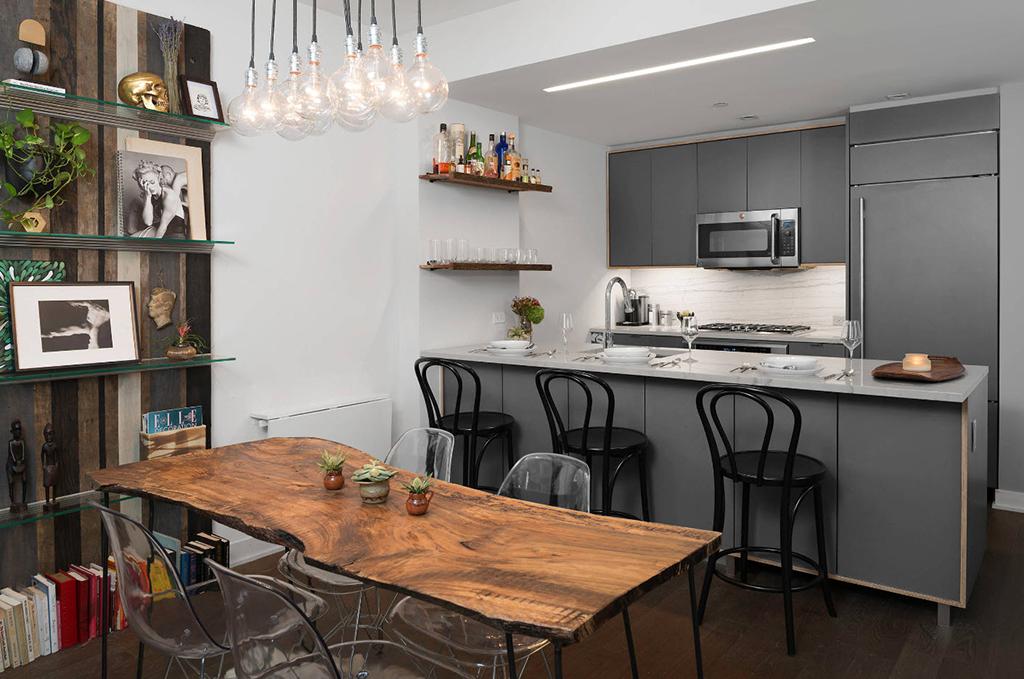 Кухня-гостиная 12 кв