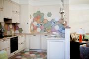 Фото 11 Кухня-гостиная площадью 12 кв. м: создаем продуманный интерьер от минимализма и хай-тека до классики и лофта