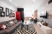 Фото 19 Кухня-гостиная площадью 12 кв. м: создаем продуманный интерьер от минимализма и хай-тека до классики и лофта