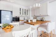 Фото 22 Кухня-гостиная площадью 12 кв. м: создаем продуманный интерьер от минимализма и хай-тека до классики и лофта