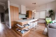 Фото 15 Гостиная-кухня площадью 20 кв. м: обзор современных дизайн-проектов и планировок