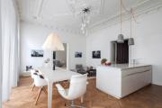 Фото 27 Гостиная-кухня площадью 20 кв. м: обзор современных дизайн-проектов и планировок