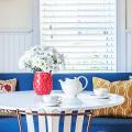 Дизайн просторной кухни с диваном: как создать продуманное кухонное пространство на 15 кв. метрах? фото