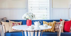 Дизайн кухни площадью 15 кв. метров с диваном: рекомендации дизайнеров и стильные идеи планировки фото