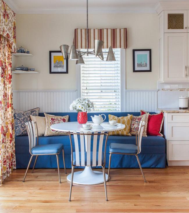 Уютная и функциональная мебель для кухни