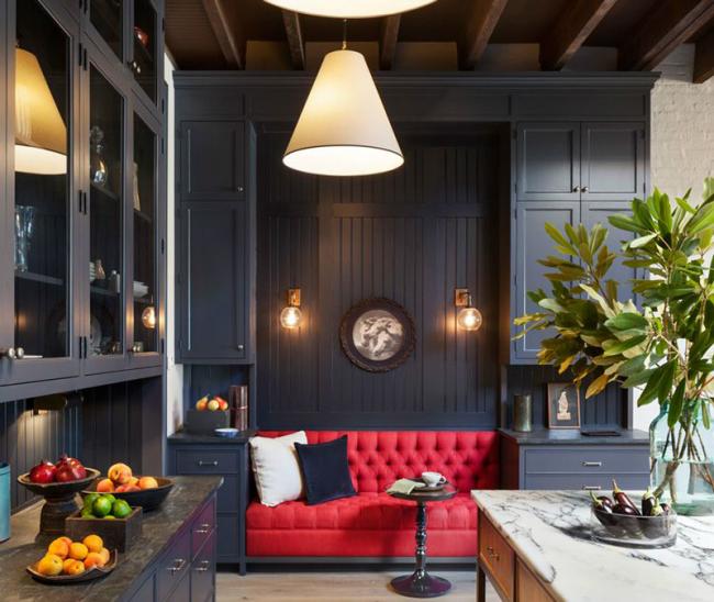 Практичный и стильный интерьер кухонного пространства