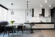 Фото 12 Дизайн кухни площадью 15 кв. метров с диваном: рекомендации дизайнеров и стильные идеи планировки