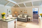 Фото 26 Дизайн кухни площадью 15 кв. метров с диваном: рекомендации дизайнеров и стильные идеи планировки