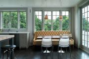 Фото 5 Дизайн кухни площадью 15 кв. метров с диваном: рекомендации дизайнеров и стильные идеи планировки