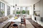Фото 30 Дизайн кухни площадью 15 кв. метров с диваном: рекомендации дизайнеров и стильные идеи планировки