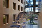 Фото 9 Лестницы из стекла: все, что нужно знать о монтаже и эксплуатации
