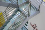 Фото 34 Лестницы из стекла: все, что нужно знать о монтаже и эксплуатации