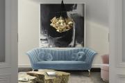 Фото 26 Мебель в стиле арт-деко (100+ фото): как выбрать и где купить идеальный гарнитур?