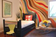 Фото 22 По стопам Энди Уорхола: подборка ярких интерьеров с обоями и постерами в стиле поп-арт