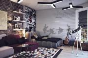 Фото 26 По стопам Энди Уорхола: подборка ярких интерьеров с обоями и постерами в стиле поп-арт