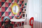 Фото 23 По стопам Энди Уорхола: подборка ярких интерьеров с обоями и постерами в стиле поп-арт
