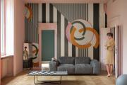Фото 16 По стопам Энди Уорхола: подборка ярких интерьеров с обоями и постерами в стиле поп-арт