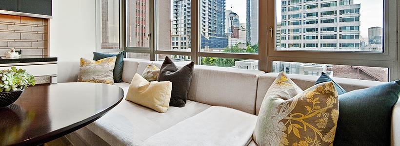 Как обустроить компактное спальное место на кухне? Дизайнерские идеи и варианты