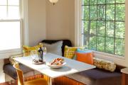 Фото 6 Как обустроить компактное спальное место на кухне? Дизайнерские идеи и варианты