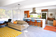 Фото 27 Обустраиваем спальное место на кухне (65+ практичных фотоидей): советы и рекомендации дизайнеров